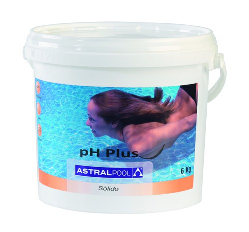 BOTE 6 KG. PH PLUS SOLIDO ASTRAL.